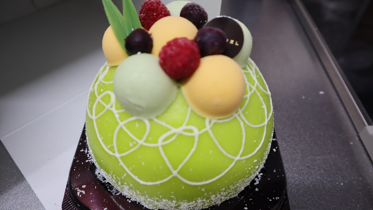 一生に一度は食べたい!LeTAOの「メロンエスティバル」アイスケーキレビュー