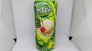 市販のメロンクリームソーダといえば「がぶ飲み」!安定のウマさ