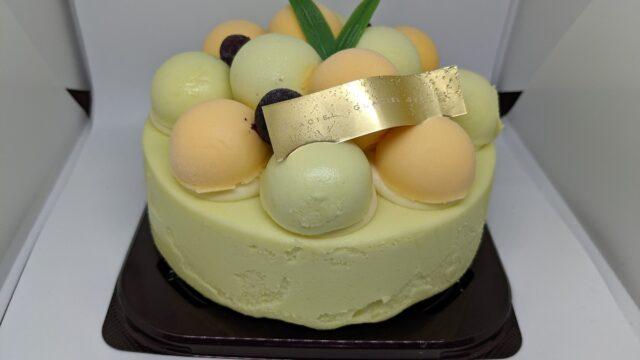 ルタオの贅沢アイスケーキ「メロンフォンダン」を食す!幸せ過ぎてヤバい