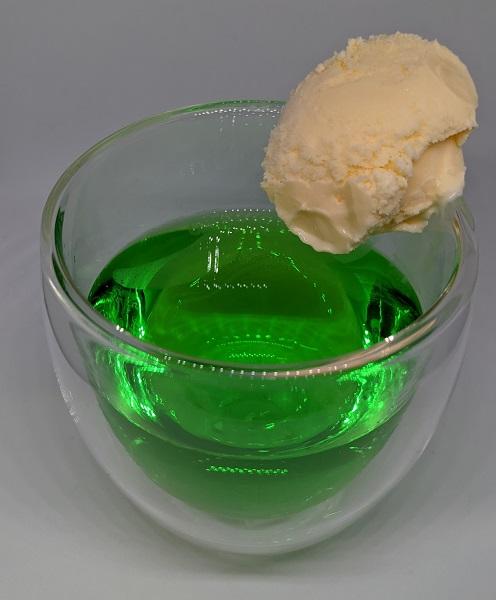失敗しないメロンクリームソーダの作り方4