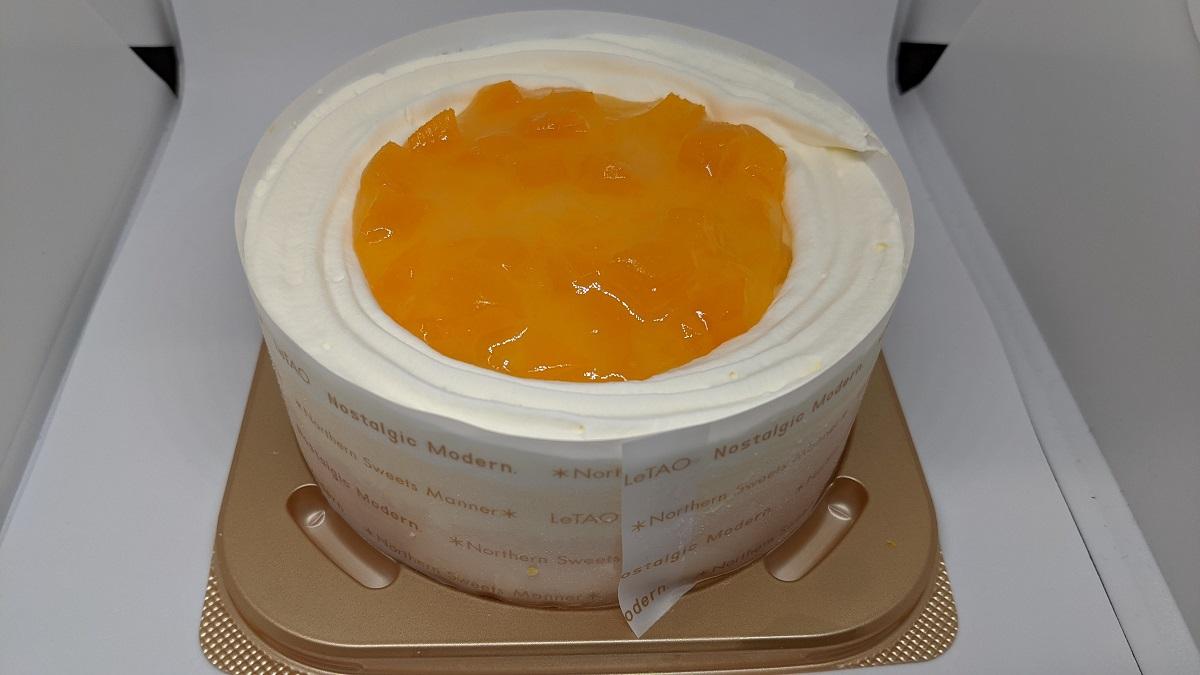 ルタオのメロンケーキ「メロンソレイユ」はメロンとチーズの組み合わせが最高にナイス