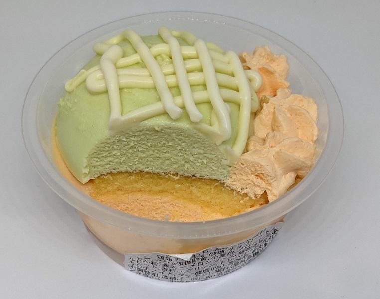 北海道メロンのふんわりケーキ4