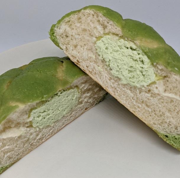 渥美メロンのメロンパン2