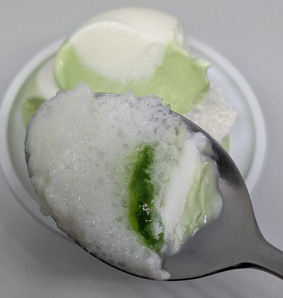白くまメロン9